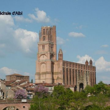 Albi The Episcopal City, classified UNESCO