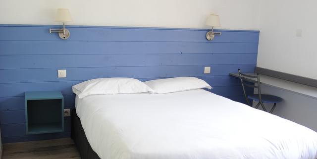 Chambre hôtel du lac 2